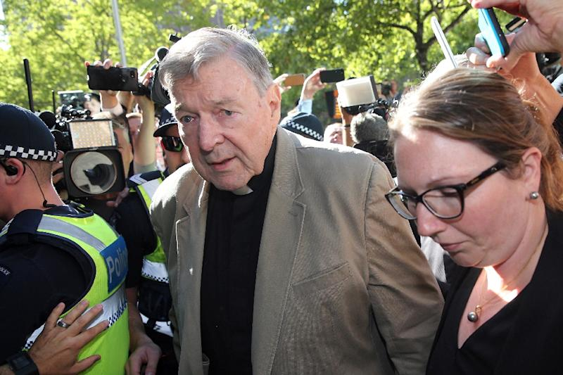 Cardinal George Pell was sentenced in March to six years in prison after being found guilty of historical child sex abuse