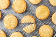 "<p>These may look plain, but you won't be able to get enough.</p><p>Get the recipe from <a href=""https://www.delish.com/cooking/recipe-ideas/a20138735/butter-cookies-recipe/"" rel=""nofollow noopener"" target=""_blank"" data-ylk=""slk:Delish"" class=""link rapid-noclick-resp"">Delish</a>.</p>"