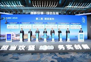 At the signing ceremony on November 28, 2020, representing Borqs Technologies (4th from the right) was Mr. Simon Sun, Executive VP.