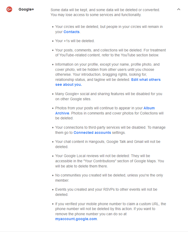 You Really Should Delete Your Google+ Account Right Now  But the