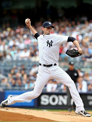 Brandon McCarthy, ace for hire. (Getty)