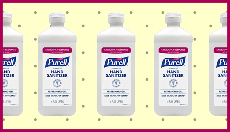 It's back and in stock! (Photo: Purell)