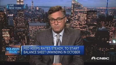 Stephen Gallagher, managing director and chief U.S. economist, Societe Generale, says he believes the market wants Janet Yellen to stay as Fed chair.