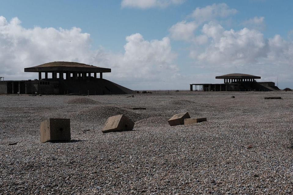 """<p>You'll have to take a boat to reach Orford Ness, the stretch of land off the Suffolk coast that will be home to """"I See a Silence"""", a new work by the poet Ilya Kaminsky and sound designer Axel Kacoutié. A collection of poems will drift across the windswept landscape that inspired them, as part of a new Artangel project called Afterness, run in conjunction with the National Trust, which owns the site. There will also be works by artists Alice Channer, Emma McNally and Tatiana Trouvé, many of them housed in the strange, abandoned buildings and structures that are scattered across Orford Ness – from deserted shelters to a lab built in the 1950s for the Atomic Weapons Research Establishment – while for those without their sea legs there will be online works from Paul Maheke and Rachel Pimm. </p><p>From 1 July, <a href=""""https://www.artangel.org.uk/project/afterness/"""" rel=""""nofollow noopener"""" target=""""_blank"""" data-ylk=""""slk:artangel.org.uk/project/afterness"""" class=""""link rapid-noclick-resp"""">artangel.org.uk/project/afterness </a></p>"""