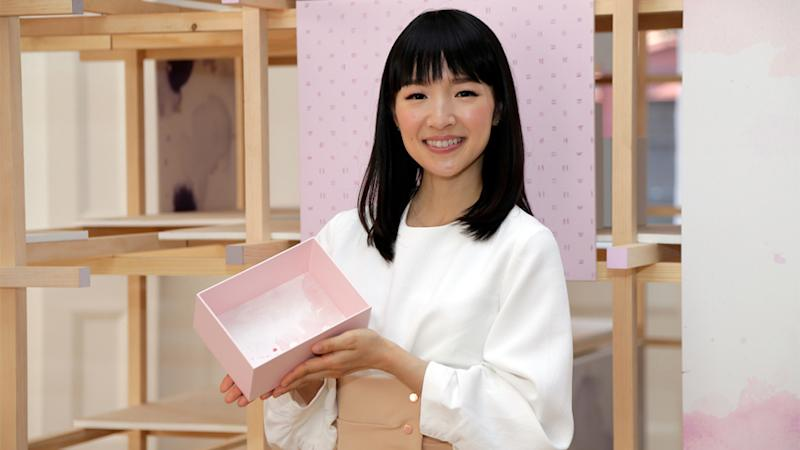 marie kondo on turning her life changing book into a hit netflix show. Black Bedroom Furniture Sets. Home Design Ideas