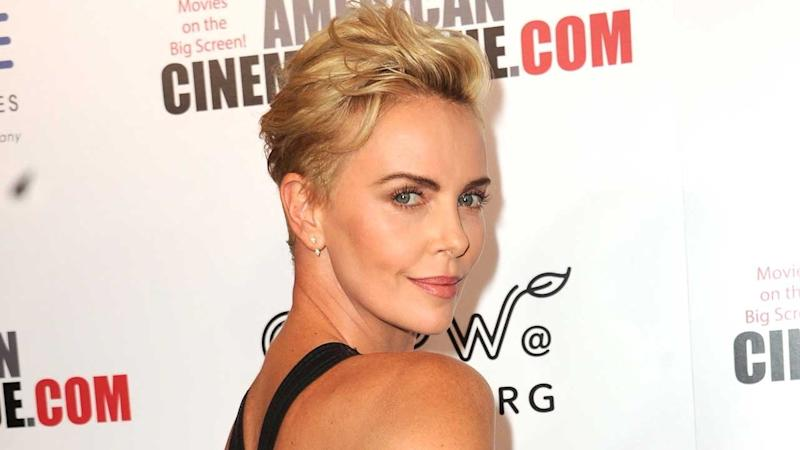 Charlize Theron Gears Up for the 'Turbulence' on Peter Weber's 'Bachelor' Season