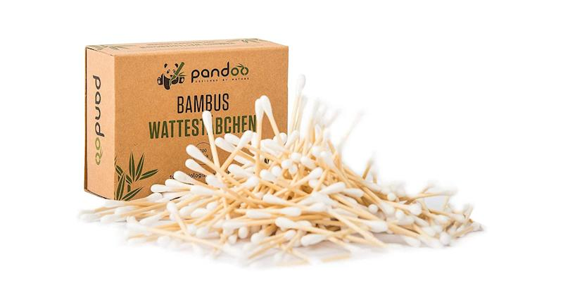 pandoo Bamboo Cotton Buds
