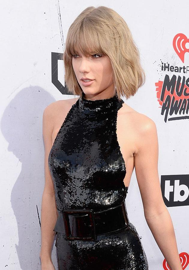 Wonder what Tay makes of all this? Source: Getty