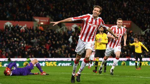 HD Peter Crouch Stoke