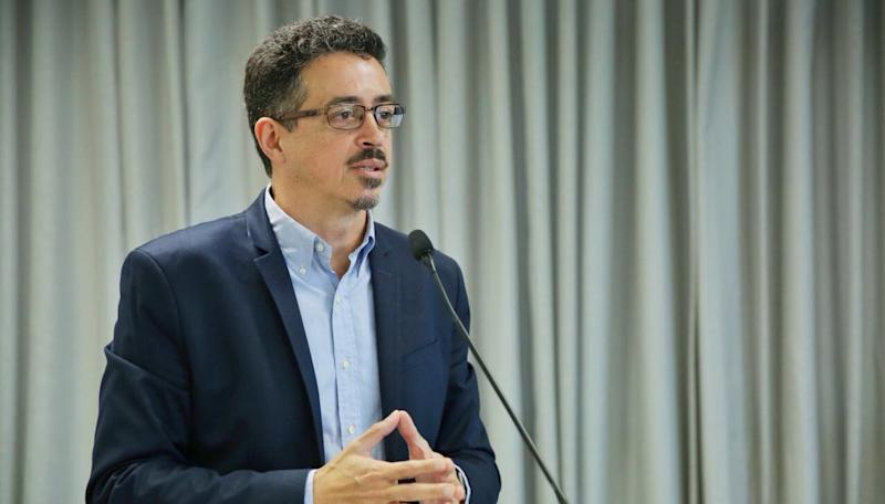 Image result for Brazilian minister of culture, Dr Sérgio Sá leitão