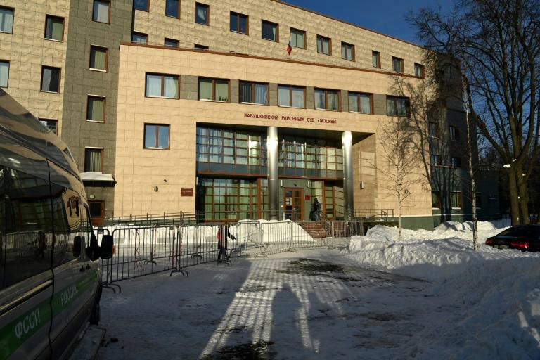 The Moscow district court heard the final arguments in the case