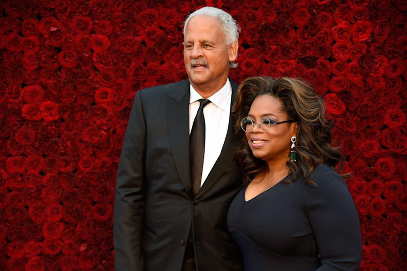 Oprah Remembers Diahann Carroll: 'She's Here. She Is with Us'