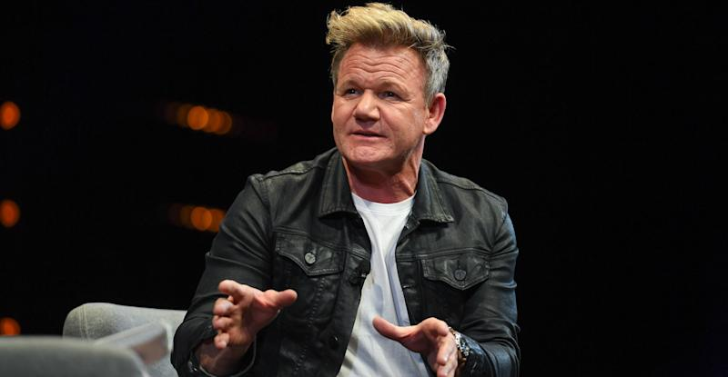 Gordon Ramsay slammed for uncomfortable interview with Sofia Vergara