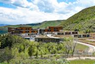 """<p>Seeking a family-friendly adventure? T<a href=""""https://aubergeresorts.com/bluesky/"""" rel=""""nofollow noopener"""" target=""""_blank"""" data-ylk=""""slk:he Lodge at Blue Sky, Auberge Resorts Collection"""" class=""""link rapid-noclick-resp"""">he Lodge at Blue Sky, Auberge Resorts Collection</a> is all about reconnecting with nature in understated yet elegant digs, plus, all the best creature comforts. The resort's all-inclusive rate includes farm-to-table meals, a daily guided half-day adventure, mountain bikes, and much more. </p><p>There's something for every member of the family to enjoy here, be it a memorable day of heli-skiing, horseback riding, or artisanal whiskey making. And there are a variety of lodges, homes, and suites, the latter of which offers connecting options to keep the family close by. </p>"""