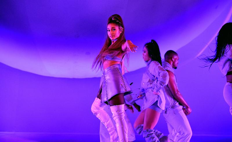 "Ariana Grande Dropped a Surprise Live Album Called ""k bye for now"""