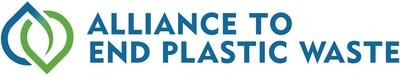 The Alliance to End Plastic Waste Logo (PRNewsfoto/The Alliance to End Plastic Was)