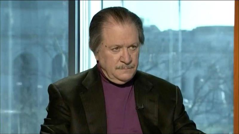 Joseph E diGenova during a television interview in March 2016: C-Span