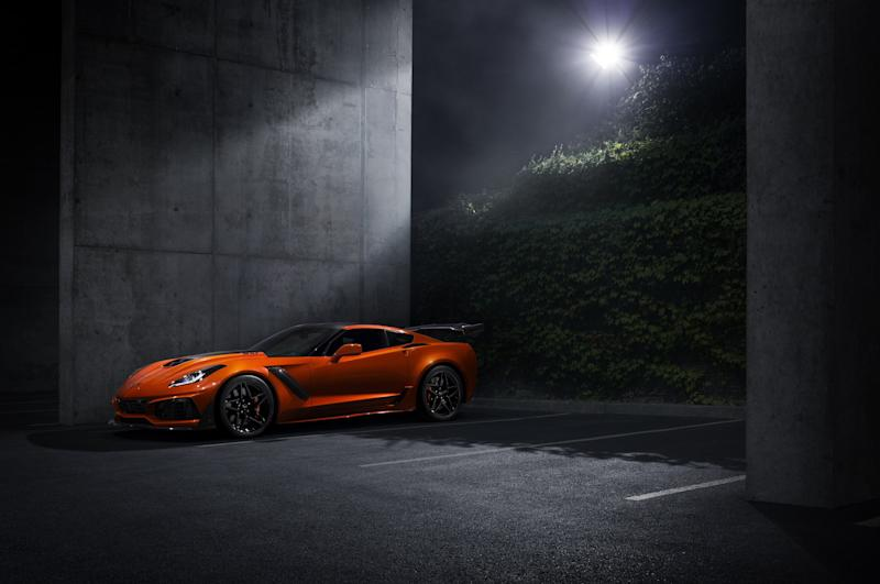Good 2019 Corvette ZR1