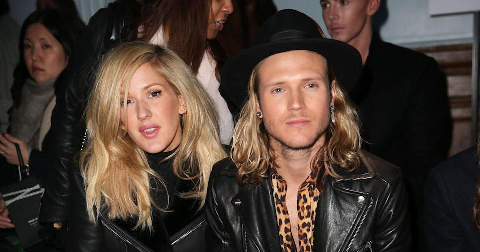 The singer split with the McFly star in March last year after two years together (Copyright: REX/Shutterstock)