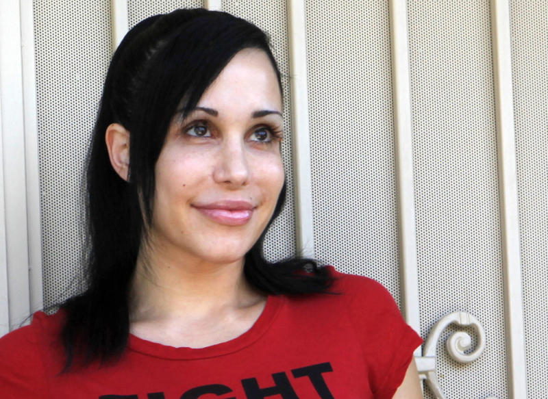 8 things to know about 'Octomom' Nadya Suleman
