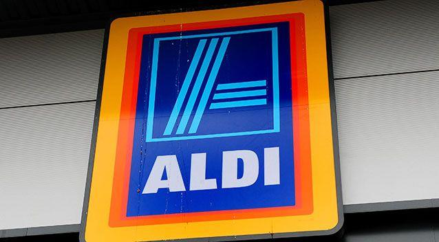 ALDI has withdrawn the shoe spray from its shelves. Source: AAP