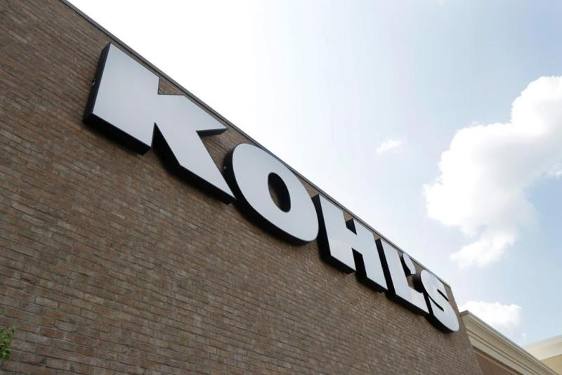 Kohl's reduces annual profit outlook heading into holidays