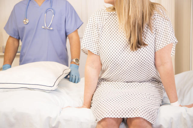 Many women saw their smear tests cancelled or postponed during lockdown. (Getty Images)