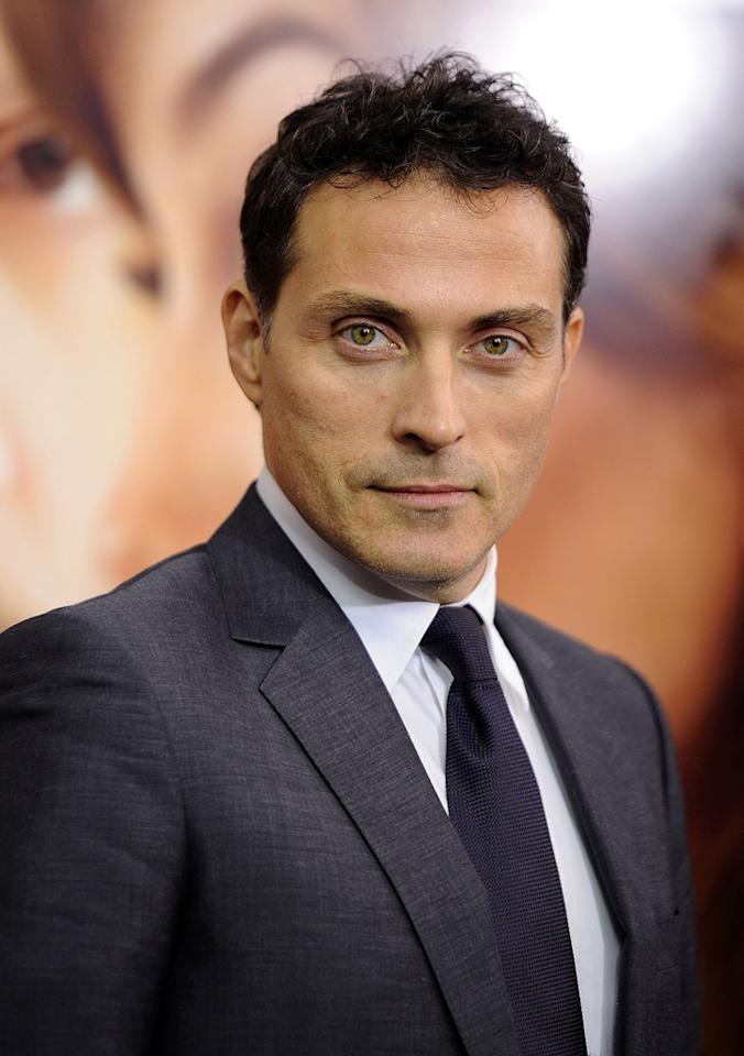 """<a href=""""http://movies.yahoo.com/movie/contributor/1800021137"""">Rufus Sewell</a> attends the New York premiere of <a href=""""http://movies.yahoo.com/movie/1810149482/info"""">The Tourist</a> on December 6, 2010."""