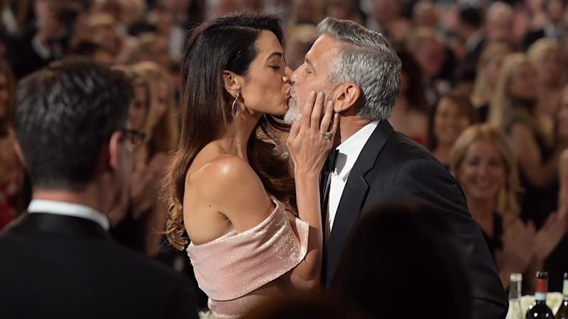 Amal Clooney Brings George Clooney to Tears With Heartwarming Speech at AFI Gala