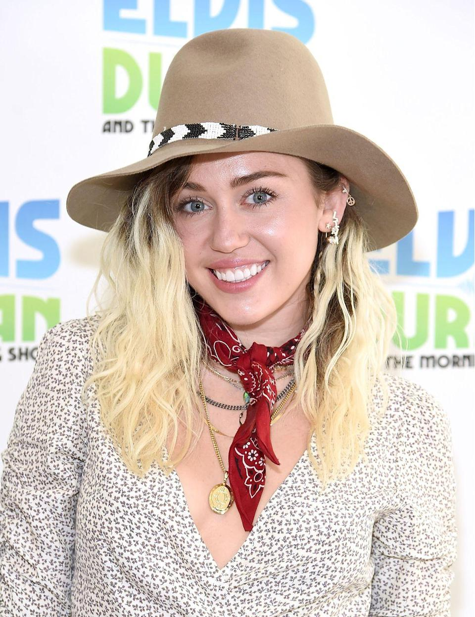 """<p>While Cyrus doesn't directly reference she hated her character or the show, she does talk about the negative affect it had on her. """"I was told for so long what a girl is supposed to be from being on that show,"""" Cyrus told <a href=""""https://www.marieclaire.com/celebrity/news/a15514/miley-cyrus-marie-claire-september-cover/"""" rel=""""nofollow noopener"""" target=""""_blank"""" data-ylk=""""slk:Marie Claire"""" class=""""link rapid-noclick-resp""""><em>Marie Claire</em></a> in 2015. """"I was made to look like someone that I wasn't, which probably caused some body dysmorphia because I had been made pretty every day for so long, and then when I wasn't on that show, it was like, Who the f--k am I?""""</p>"""