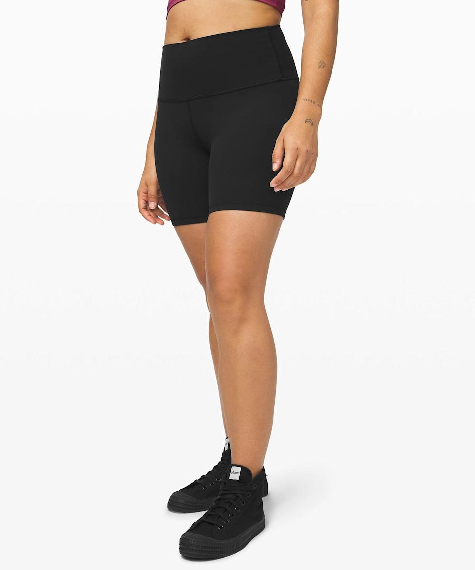 <p>The <span>Lululemon Align Short</span> ($58) is perfect for the rising temperatures.</p>