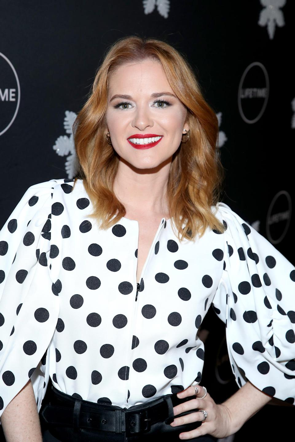 """<p>Sarah Drew isn't listed to be back on the show this year, and <a href=""""https://www.popsugar.com/entertainment/Sarah-Drew-Longer-Watches-Grey-Anatomy-45355850"""" class=""""link rapid-noclick-resp"""" rel=""""nofollow noopener"""" target=""""_blank"""" data-ylk=""""slk:her exit wasn't exactly amicable"""">her exit wasn't exactly amicable</a>, so it's highly unlikely that she'll be coming around this season. But with Jackson's mention of his custody arrangement for Harriet, it felt like it would lead to some kind of appearance! Maybe? Okay, probably not. </p>"""