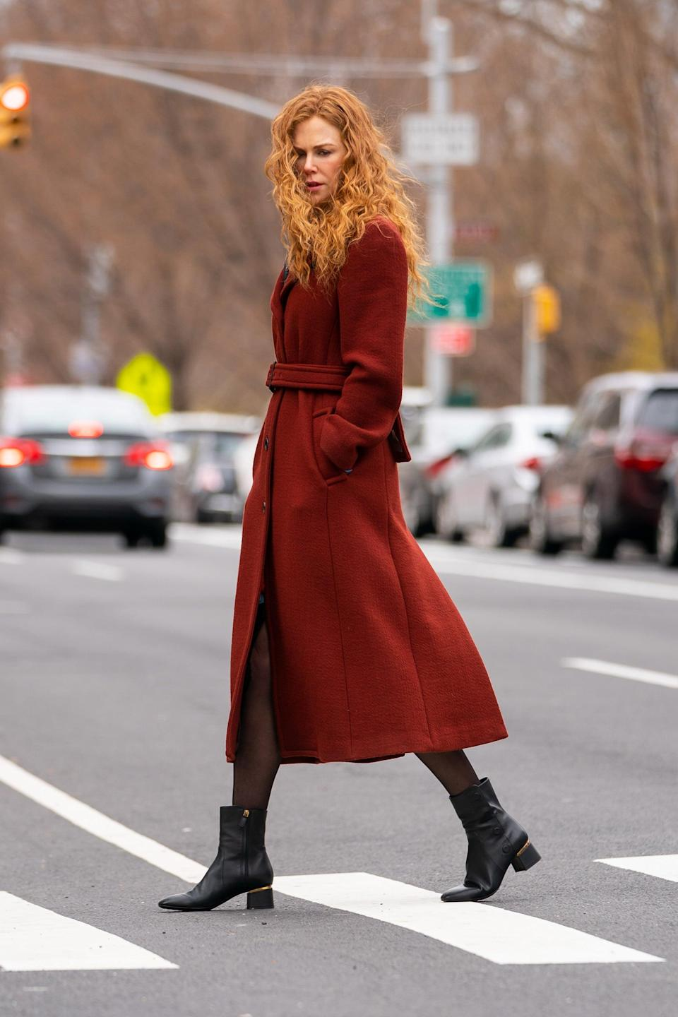 <p>Is it just me, or could this totally serve as a 3.1 Phillip Lim advertisement? It definitely makes me crave that coat!</p>