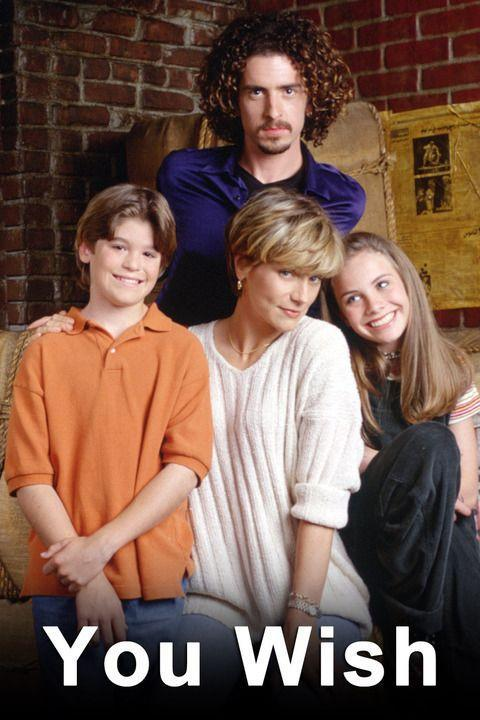 <p>Another TGIF show that only lasted a season (13 episodes!) was <em>You Wish.</em> This one was about a family who accidentally released a genie after a visit to an antique store and, of course, he now has to live with them.</p>