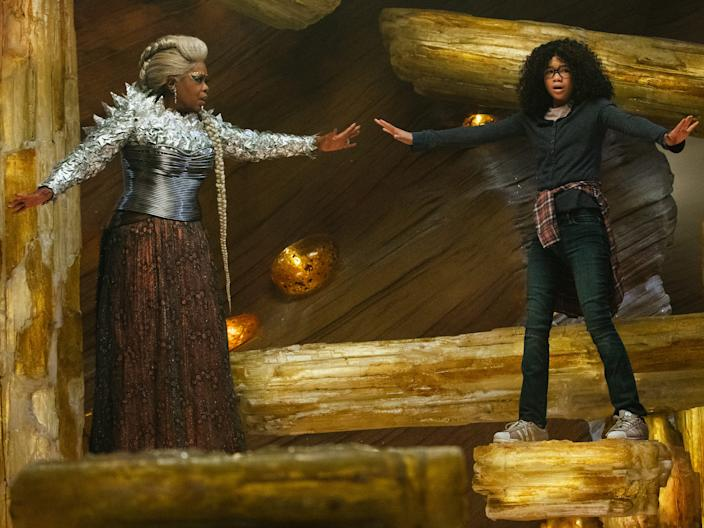 """""""A Wrinkle in Time"""" depicts a magical, sci-fi journey."""