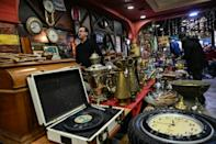 The auction house is a popular attraction at Balat, a historic neighbourhood frequented by tourists and locals alike who enjoy the area's hipster cafes and historic churches as well as jousting for rare collectibles or master paintings