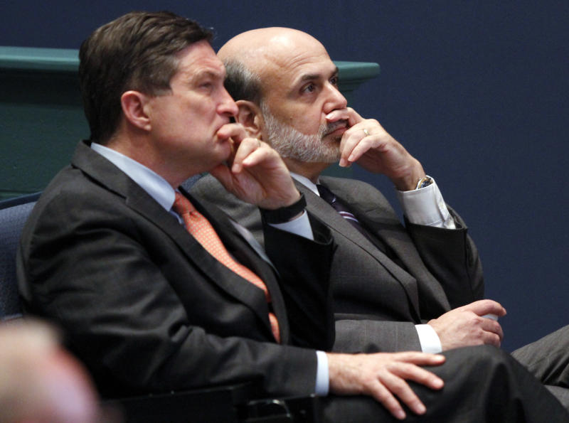 THE RESET: Fed forges ahead with easy-money policy