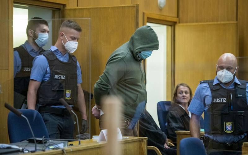 Co-defendant Markus H. is accused of aiding and abetting the crime - Getty Images Europe