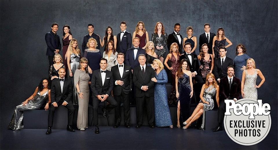 The Young and the Restless Stars Convene for New Cast Photo: It's Like 'a Big Family Reunion'