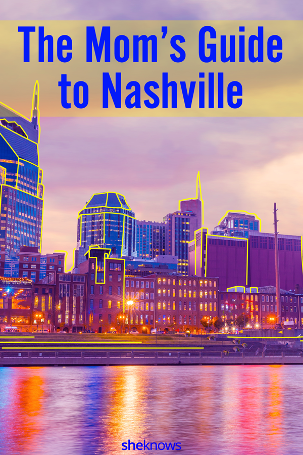 The Mom's Guide to Nashville