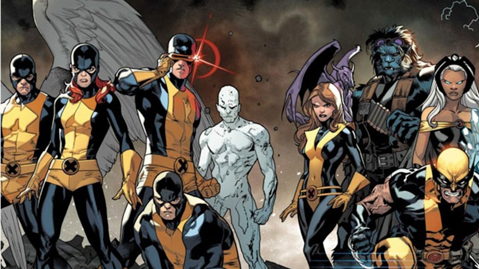#ComicBytes: The top five weapons in the X-Men universe