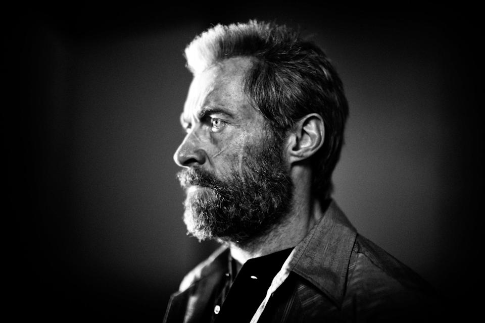 """<p>Scarred and gray, the first official profile shot of Hugh Jackman in """"Logan"""" confirms that this Wolverine be weathered and wounded — and, it appears, also without his trademark pointy-headed hairdo. (Photo: <a rel=""""nofollow noopener"""" href=""""https://twitter.com/mang0ld/status/788779216506490880"""" target=""""_blank"""" data-ylk=""""slk:mang0ld/Twitter)"""" class=""""link rapid-noclick-resp"""">mang0ld/Twitter)</a> </p>  <p>Leave It to 'Reaver'</p><p> The introduction of the Reavers — a band of cyborg militants with a grudge against Wolverine, represented by actor David Kallaway in this photo posted to the film's Instagram — makes sense: In the comics, they're led by Donald Pierce (played in """"Logan"""" by Boyd Holbrook). (Photo: <a rel=""""nofollow noopener"""" href=""""https://www.instagram.com/p/BLtR0Yij-No/"""" target=""""_blank"""" data-ylk=""""slk:wponx/Instagram"""" class=""""link rapid-noclick-resp"""">wponx/Instagram</a>) </p>  <p>Stephen Merchant's Role Revealed?</p><p> Stephen Merchant's role in """"Logan"""" officially remains unknown, but this photo of the actor <a rel=""""nofollow noopener"""" href=""""https://twitter.com/mang0ld/status/788014405325774848/"""" target=""""_blank"""" data-ylk=""""slk:taken and tweeted by director James Mangold"""" class=""""link rapid-noclick-resp"""">taken and tweeted by director James Mangold</a> — with a bald head, pasty complexion, and foreboding stare — fuels speculation he'll be playing Caliban, a rogue mutant who was briefly featured in """"X-Men: Apocalypse."""" His ties to Boyd Holbrook's villain Donald Pierce remain a mystery. (Photo: <a rel=""""nofollow noopener"""" href=""""https://twitter.com/mang0ld/status/788014405325774848/"""" target=""""_blank"""" data-ylk=""""slk:@mang0ld"""" class=""""link rapid-noclick-resp"""">@mang0ld</a>/Twitter) </p>  <p>Let the Caliban-ter Begin</p><p> As if director James Mangold's image of Stephen Merchant wasn't creepy enough, the actor posted an even more unnerving self-portrait to Instagram (captioned """"How I Spent My Summer""""), in which his (rumored-to-be-Caliban) baddie looks like a mutant despera"""