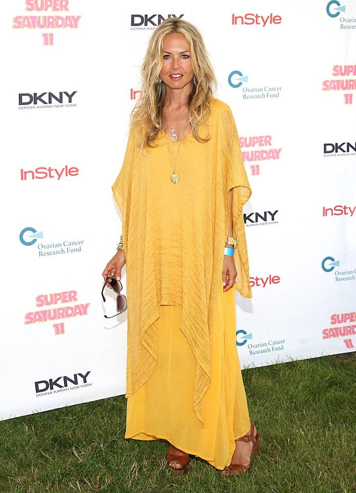 "Rachel Zoe's mustard muumuu is a no-no. Jason Kempin/<a href=""http://www.wireimage.com"" target=""new"">WireImage.com</a> - July 26, 2008"