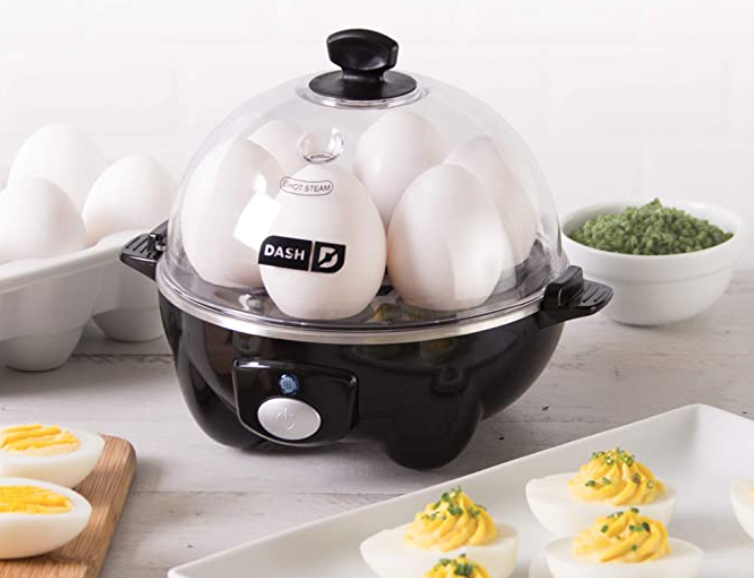 Perfectly cooked eggs will soon be yours. (Photo: Amazon)