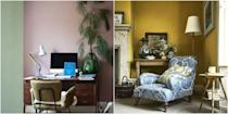 <p>We are all for plain white walls and simple neutrals in the home – they are versatile, easy to get right, and there are a myriad of tones and shades to play with. But when it comes to choosing colour combinations, striking the correct balance of warm and cool, bright and moody, bold and soft can be tricky. </p><p>A colour wheel can help you develop harmonious colour schemes for your home using a number of key approaches. Colours that sit side by side on the colour wheel, or 'analogous' colours, tend to be harmonious and pleasing to the eye, whilst colours found on opposite sides of the colour wheel, or 'complementary' colours have a high contrast between them that creates a bright and vibrant colour scheme.</p><p>One of the joys of picking a new colour palette for your home is discovering new and surprising combinations that just work, like a luxurious gold ochre and a rich brown, a deep burgundy paired with chalky lilac, or graphite grey with a bright green. It can also throw up some dated interior design rules (like never mixing orange and pink) that were absolutely made to be broken. <br></p><p>Read on for 14 colour scheme ideas you should try in your home, and some that may surprise you...</p>