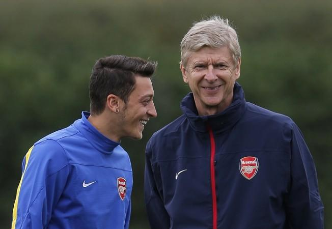 Arsene Wenger, Mesut Ozil, Wenger to Barcelona, Arsenal players,
