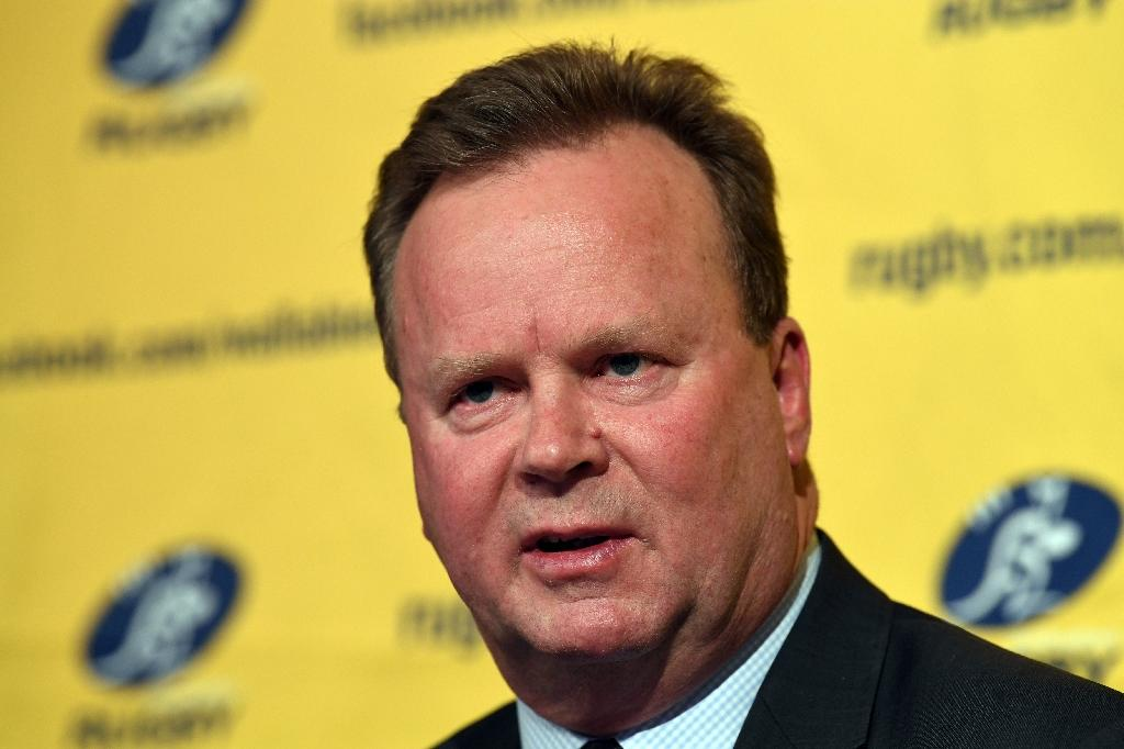 Australian Rugby Union chief executive Bill Pulver announced his resignation on August 11, 2017, saying the body needs a 'clean slate' (AFP Photo/SAEED KHAN)