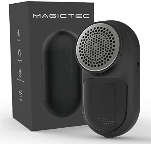 <p>Remove lint and fabric pilling easily with this <span>Magictec Rechargeable Fabric Shaver</span> ($17) instead of using countless amounts of lint sheets.</p>