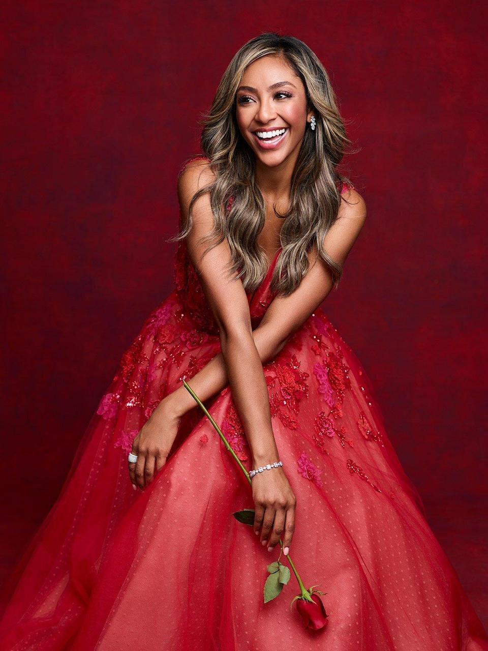 New Bachelorette Tayshia Adams Says She Was Initially 'Worried' the Guys Weren't There for Her