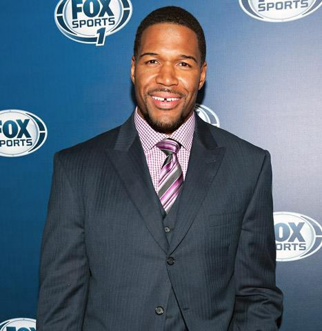 Michael Strahan: 25 Things You Don't Know About Me